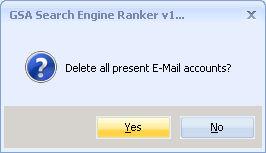 Mass Import Catchalls - Delete Present Emails