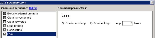 Automator Job - Loop